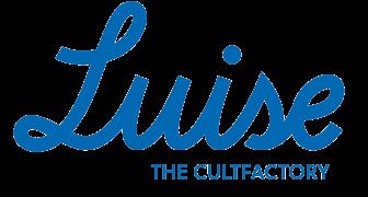 Logo der LUISE the cultfactory