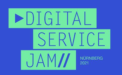 Logo des Digitalen Service Jam