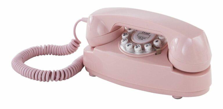 Bild von einem Telefon